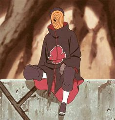 Tobi... I kinda figured that he would be Obito just from his name Tobi being a re arrangement of Obito