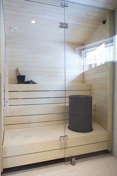 147 m² Rihvelikuja 2 as, 20900 Turku Rivitalo myynniss. Mini Sauna, Sauna Design, Finnish Sauna, Wellness Spa, Home Interior, My House, Kids Room, Saunas, Bathroom Ideas