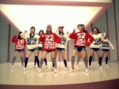 Girls' Generation 소녀시대_Girls' Generation(소녀시대)_MUSIC VIDEO 9人 これが少女時代 韓国のアーティストが育つ為に 芸能事務所は恥ずかしくない対応を…
