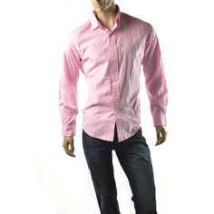 Men's Button up Shirt POLO by RALPH LAUREN Classic Dress Shirts Sz L Large NWT #RalphLauren #ButtonFront