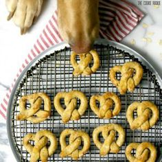 Treat your pup to these cute and easy Oat and Apple Pretzel Dog Treats! They deserve it! I've been blessed with many great loves in my life. I have a fabulous husband, amazing parents, the best brother and sister in law, the cutest niece and nephew in the world, and even a mostly sweet cat....Read More »