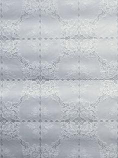 www.gardsromantik.se - Vaxduk vit spets shabby chic lantlig stil