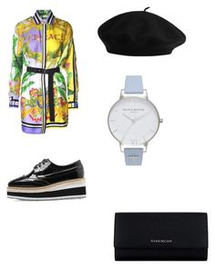 """Untitled #16"" by maria-daria-i on Polyvore featuring Versace, WithChic, Givenchy and Olivia Burton"
