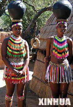 South African Culture, Customs And Practices Writ Large: Re-Morphed Cultural Renaissance Against Dysfunctional Existence - African Hjstory Tribal People, Tribal Women, African Beauty, African Fashion, African Girl, Punk Fashion, Lolita Fashion, African Warrior Tattoos, Africa Tribes