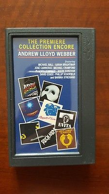 Various The Premiere Collection Andrew Lloyd Webber DCC Netherlands  517 336-5