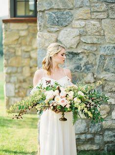 Romantic, Nature-Driven Wedding Inspiration