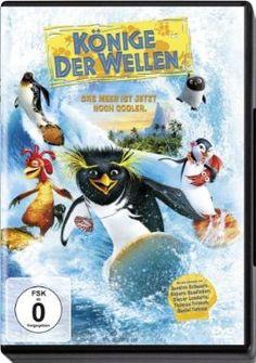 Könige der Wellen  2007 USA      IMDB Rating 6,8 (33.545)  Darsteller: Shia LaBeouf, Jeff Bridges, Zooey Deschanel, Jon Heder, James Woods,  Genre: Animation, Comedy, Family,  FSK: o.Al.