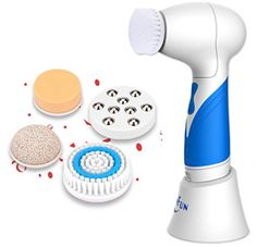 In this review, we choose to focus on the top 10 best electric facial cleansing brushes and here are the reviews of the best units from the leading brands.