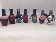Blackheart Sugar Skull Vegan Perfume Rollerball Cruelty Free Fragrance