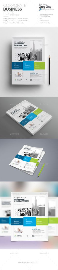 Buy Corporate Flyer by ColorsMarket on GraphicRiver. File Information This File open is programs cc, cc+), it's item minimum adobe photoshop c. Corporate Flyer, Corporate Business, 100 Free Fonts, Creative Flyers, Text Fonts, Business Flyer Templates, Photoshop, Stationery, Internet