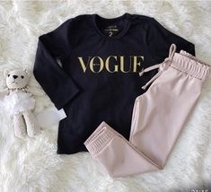 Cute Kids Fashion, Nike Outfits, Winter Fashion Outfits, Toddler Fashion, Cute Little Girls Outfits, Cute Casual Outfits, Toddler Girl Outfits, 6th Grade Outfits, Baby Pink Clothes