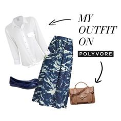 """""""GOING TO TOWN"""" by sistrbeth on Polyvore"""