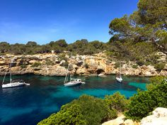 Paradise, Mallorca cala pi