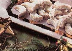 Vánoční cukroví: Vanilkové rohlíčky recept
