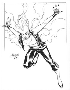 Storm by Dave Johnson *