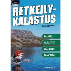 Kirja RETKEILYKALASTUS - www.partioaitta.fi - Partioaitta