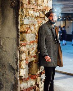 Pitti Uomo 97 My Style, Coat, Jackets, Fashion, Down Jackets, Moda, Sewing Coat, Fashion Styles, Peacoats