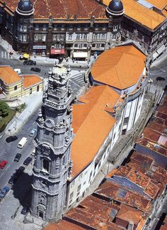 Torre dos Clérigos- Porto, Portugal Enjoy Portugal www.enjoyportugal.eu