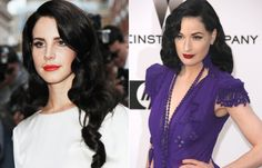 What's the best makeup for black hair and pale skin? - makeoverly