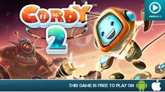 Cordy 2 - Free On Android & iOS - Gameplay Trailer