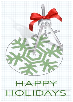 Holiday Compass by Ziti Cards!