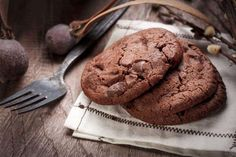 Soft and Chewy Double Chocolate Cookies Cheesecake Recipes, Cookie Recipes, Dessert Recipes, Jello Chocolate Pudding Pie, Brownie Refrigerator Cake, Biscuits Double Chocolat, Beignet Nutella, Brownies, Desserts With Biscuits