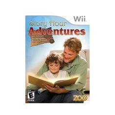 Story Hour: Adventures (Nintendo Wii)