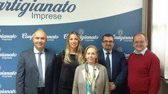 23/11/2016. Arianna Giannoni eletta nel Consiglio Nazionale di Confartigianato Ceramisti