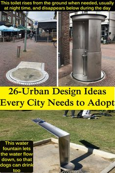 26 Urban Design Ideas Every City Needs to Adopt – Viral Reports Funny Memes, Hilarious, 6 Packs, Urban Design, Night Time, All In One, Adoption, Wanderlust, Design Ideas