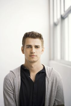 Come to the dark side. We have Hayden Christensen.