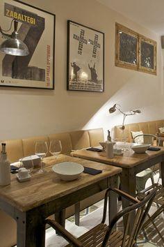 restaurantes VINTAGE - Buscar con Google