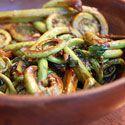 ... recipes fiddlehead ferns ferns yum wild fiddlehead garlicky fiddlehead