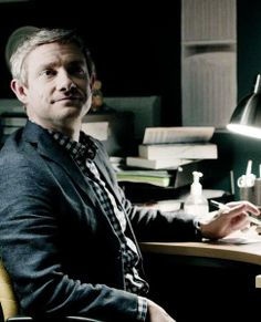 John #Sherlock series 3 episode 1: The Empty Hearse