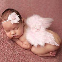 Angel Wings Feather Wings Baby Girl Flower Lace Headband Photo Shoot Hair Accessories For https://t.co/bqt2zezAVT https://t.co/Q9AmDHtDIR