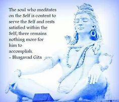 Spirituality Quotes Spiritualityquotes From Bhagavad Gita Spiritual Wisdom, Spiritual Awakening, Favorite Quotes, Best Quotes, Advaita Vedanta, Gita Quotes, Krishna Quotes, Hinduism Quotes, Om Namah Shivaya