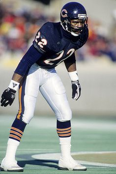 David Duerson # 22 Chicago Bears SS College:Notre Dame
