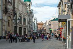 zyalt: Прогулка по Москве: пешеходные зоны | Никольская