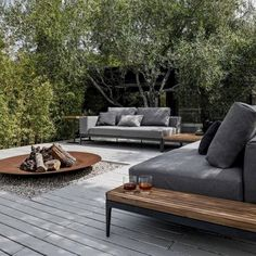 With teak patio furniture, you own a lot of selections to pick from that enables you to create any sort of outdoor space that you would like. Together with the Adirondack chairs, there are several…MoreMore  #LandscapingandOutdoorSpaces