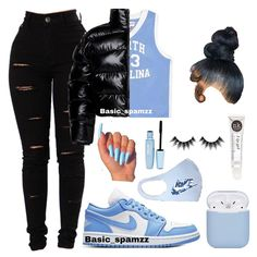 Baddie Outfits Casual, Swag Outfits For Girls, Teenage Girl Outfits, Cute Swag Outfits, Chill Outfits, Cute Comfy Outfits, Teenager Outfits, Teen Fashion Outfits, Pretty Outfits