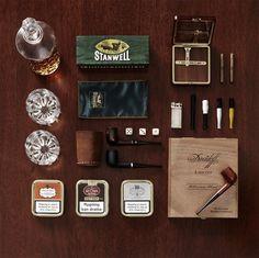 tobacco & whiskey