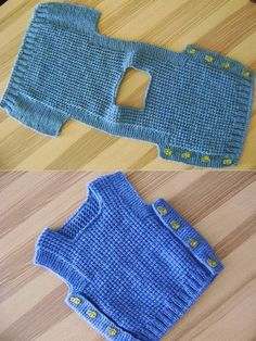 Diy Crafts - -Free Knitting Pattern for Chunky Cat Jacket Long-sleeved cardigan with shawl collar and kittens on the front and b Baby Boy Knitting, Knitting For Kids, Easy Knitting, Baby Knitting Patterns, Baby Patterns, Start Knitting, Baby Knits, Diy Crafts Knitting, Pull Bebe
