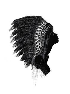 Native American <3