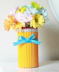 Teacher Appreciation crafts