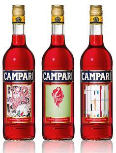 Thursday,Friday, Saturday, every day.    Campari.