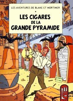Les cigares de la grande pyramide