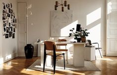 My Residence: an elegant Danish home