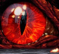 Beware the glint in a dragon's eye.... Cold as ice to the liar, Sharp as a knife to the knave, Hard as iron to the greedy, A burning flame to the brave.