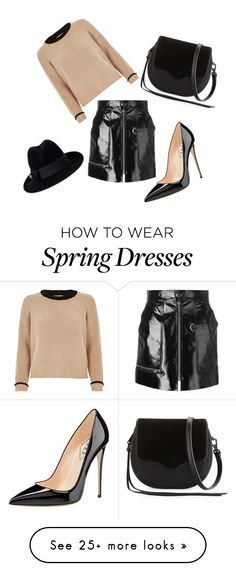 """Untitled #233"" by grawholly on Polyvore featuring River Island, Isabel Marant, Rebecca Minkoff and Gucci"