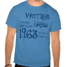 ==> consumer reviews          	50th Birthday Gift 1963 Vintage Brew G232B T-shirts           	50th Birthday Gift 1963 Vintage Brew G232B T-shirts We have the best promotion for you and if you are interested in the related item or need more information reviews from the x customer who are own of t...Cleck See More >>> http://www.zazzle.com/50th_birthday_gift_1963_vintage_brew_g232b_tshirt-235138956062751196?rf=238627982471231924&zbar=1&tc=terrest