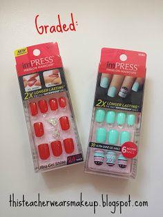 Graded: imPRESS Press-On Manicure